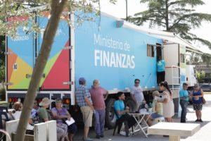 El «Finanzas Móvil» acompaña al Córdoba Open