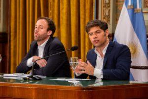 Kicillof eligió no complicar la estrategia nacional y anunció que pagará los bonos vencidos