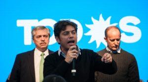 Kicillof se sumó a la polémica que golpea al Gobierno, afirmó que en Argentina hay «presos políticos»