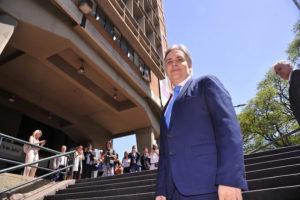 De Loredo cuestionó el «Llaryorazo» ante el duro golpe al bolsillo por el impuesto inmobiliario