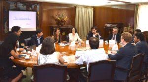 Mesa Interministerial de políticas tendientes a reducir las desigualdades de género