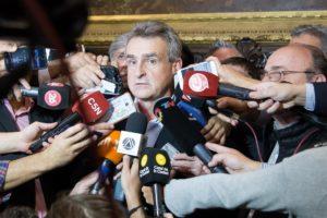 Rossi apuntó a «la responsabilidad política» de Aguad por el ARA San Juan
