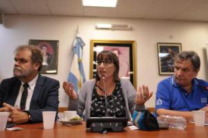 Para Del Plá, crece la bronca contra la «confiscación de la movilidad jubilatoria»