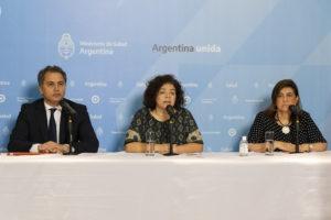 Salud instó a los viajeros que regresan al país a cumplir el aislamiento aunque no tengan síntomas
