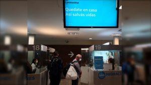 Cuarentena: el Gobierno refuerza controles en los ingresos al país por el COVID-19