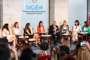 «Necesito que la Argentina tenga práctica de transparencia», afirmó Alberto F.