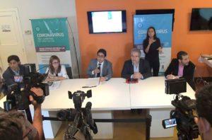 COVID-19: Según el reporte sanitario, en Córdoba hay 11 nuevos casos sospechosos