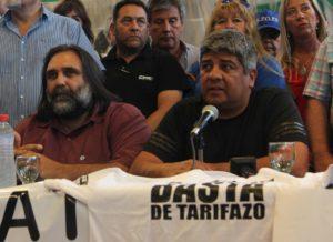Moyano aseguró que el paro del campo es «político» y es «alentado por la oposición»