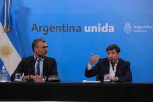 La administración albertista prepara medidas para monotributistas y sector informal