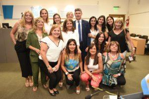 El Concejo Deliberante sesionó con agenda de género