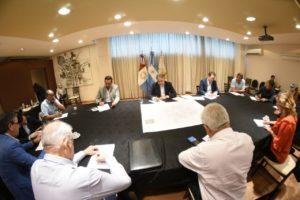Intendentes del Gran Córdoba adoptan medidas en conjunto ante el COVID-19