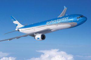 La línea área de bandera comenzará a repatriar argentinos