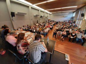 Al declararla «insuficiente», los docentes rechazaron la propuesta salarial del Gobierno de Schiaretti