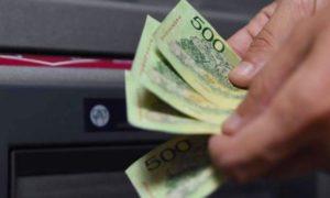Pago a jubilados: durante el fin de semana, se mantendrá la reposición de dinero en los cajeros de los bancos