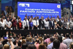 El PJ nacional se muestra unido y reafirma su apoyo al Gobierno de Alberto Fernández