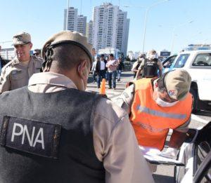 En CABA, más de 1.500 detenidos y demorados por violar la cuarentena