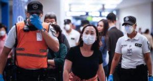 Confirman primer caso de transmisión comunitaria de coronavirus en el país