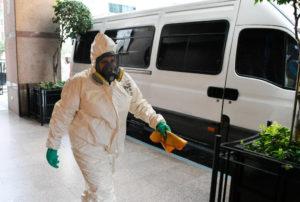 Se produjo la cuarta muerte por coronavirus en Argentina
