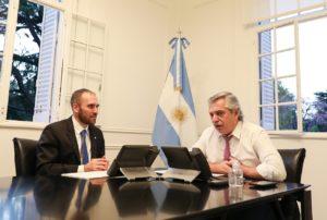 Fernández y Georgieva coincidieron en que hay que lograr «sostenibilidad» en los acuerdos de reestructuración de la deuda