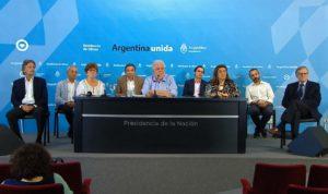 Tras la cumbre de Olivos con el Presidente, Gines afirmó que los expertos aconsejan prorrogar la cuarentena