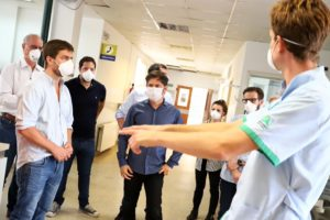 En medio de la pandemia de COVID-19, Kicillof afirmó que «no hay que elegir entre salud y economía»