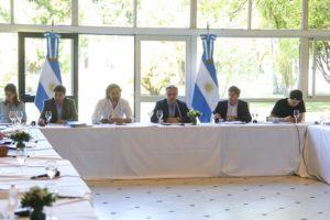 Kicillof afirmó que «se necesita una acción coordinada y efectiva del Estado en sus tres niveles»