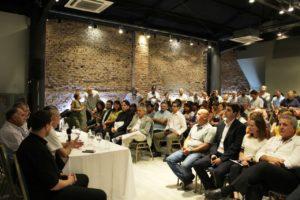 Cafiero destacó la implementación del Primer Fondo de Economía Productiva y Solidaria