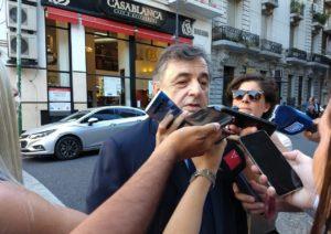 Tras el discurso de Alberto F., Negri destacó la incoherencia del Gobierno del Frente de Todos