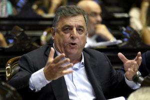 #CongresoPJ: Negri salió al cruce del voto del PJ cordobés por el «nunca más al endeudamiento»