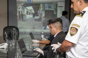 COVID-19: por el aislamiento obligatorio, la Policía refuerza controles con videovigilancia
