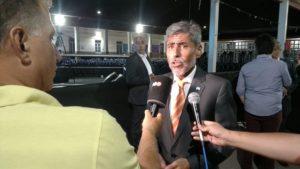 Quinteros le pide a Llaryora que ordene a Aguas Cordobesas la prohibición de restricción y corte del servicio