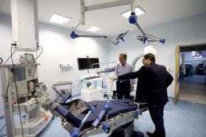 El hospital del noreste se habilitará el 30 de marzo