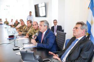 Rossi defendió el cierre de fronteras para «atenuar» el impacto del COVID-19