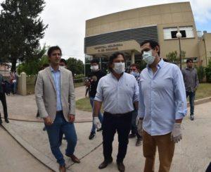 Los hospitales de Metán y Rosario de la Frontera amplían su capacidad operativa