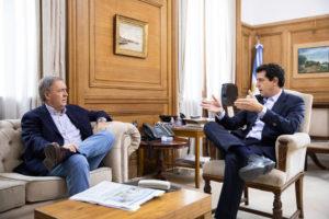 Nación giró fondos para pagar parte de la deuda por la Caja de Jubilaciones