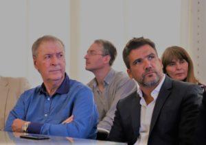 Covid-19: el ministro de Gobierno recibirá a los opositores que le pidieron una audiencia a Schiaretti