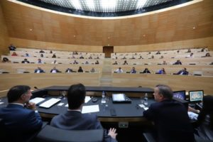 COVID-19: por ley, Córdoba adhirió a la emergencia sanitaria nacional y amplió fondo por $1.200 millones