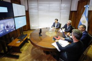 Nación confirmó que se mantiene el esquema de compensaciones en el transporte por 120 días más para ayudar a las provincias