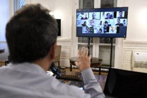 En encuentro virtual, la oposición insistirá ante Fernández por una mayor participación del Poder Legislativo