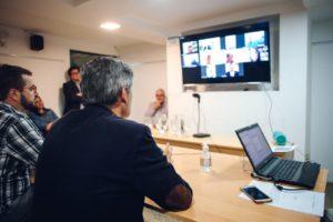 El Concejo puso en marcha las reuniones de comisiones virtuales ante la cuarentena obligatoria