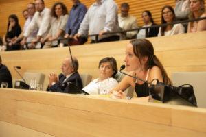Echevarría rechazó el recorte schiarettista de sueldos de la política y afirmó que «además de populista, es insuficiente»