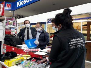 Clausuran supermercados por sobreprecios  en más de 50 productos esenciales