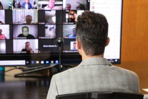 La Unicameral va por su primera sesión de manera virtual