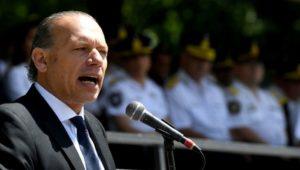 Al reconocer que hubo represión, Berni dijo que la Policía actuó mal en frigorífico de Quilmes