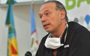 Berni salió al cruce de los dichos de Zaffaroni por la liberación de presos