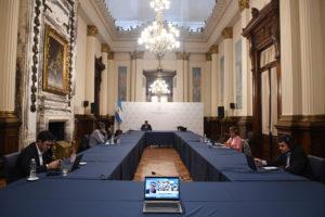 Bicameral avanza con el análisis de 20 DNU firmados por Alberto Fernández sobre la pandemia del Covid-19