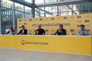 Cuarentena/Covid-19: el Gobierno porteño presentó un plan integral para cuidar a los adultos mayores
