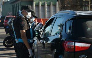 Más de 23.300 personas detenidas, demoradas o notificadas por violar la cuarentena obligatoria