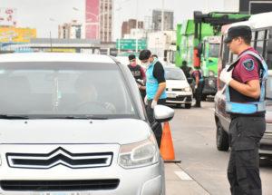 Son más de 13 mil los detenidos y demorados en la Ciudad por violar la cuarentena