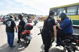 Son más de 4.200 los detenidos y demorados por incumplir el aislamiento en la Ciudad